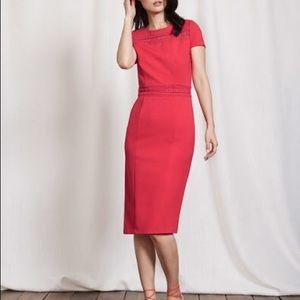 NWOT Boden Lace Detail Dress 12